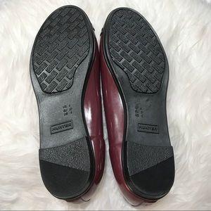 Hunter Shoes - Hunter Purple Ballet Flats